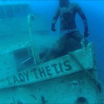 lady thetis wreck