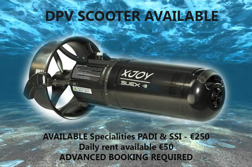 DPV SCOOTER